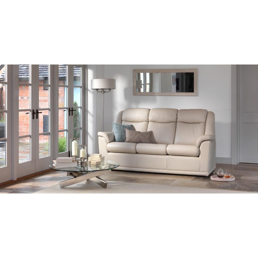 G-Plan Upholstery Milton Leather Range