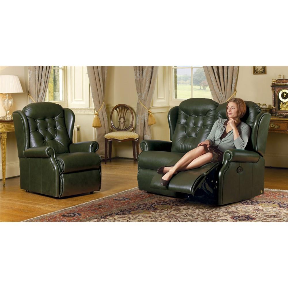 Sherborne Lynton Leather Range