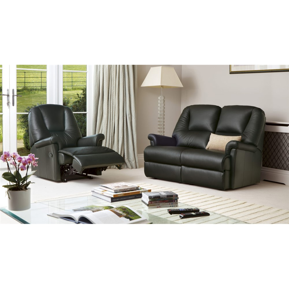 Sherborne Milburn Leather Range