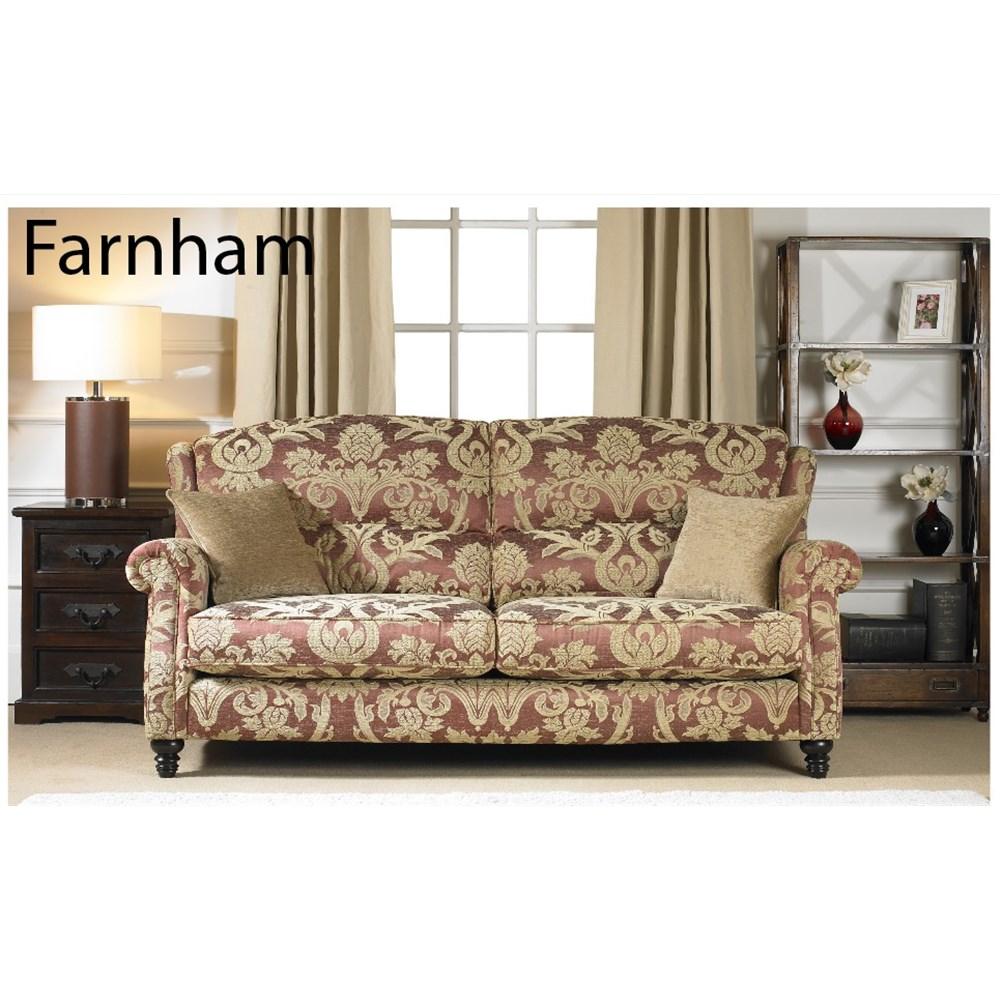 Wade Farnham Range